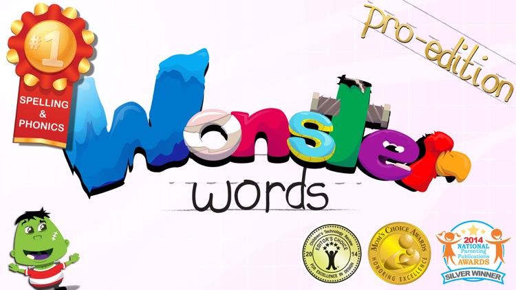 Wonster Words (Pro Edition) screenshot-4