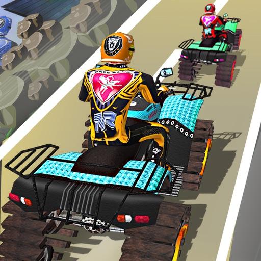 Atv Rival Racing - Stunt Race