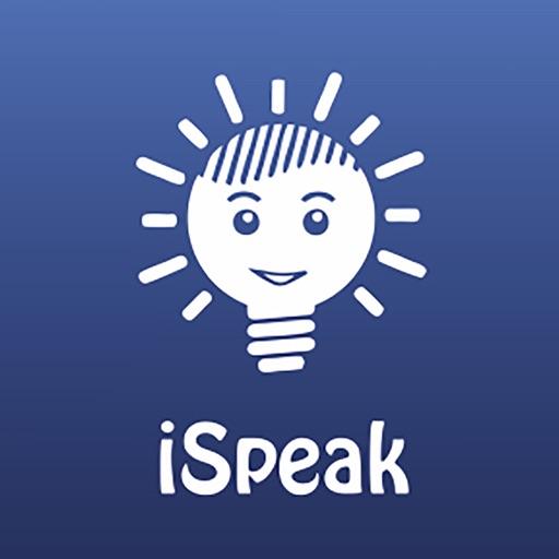 iSpeak flashcards for kids