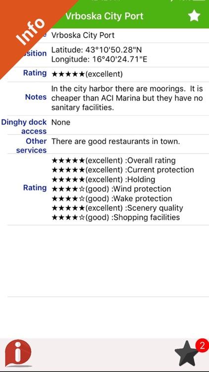 Adriatic sea HD Nautical Chart screenshot-3