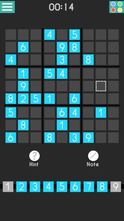 Sudoku ◆ screenshot-3