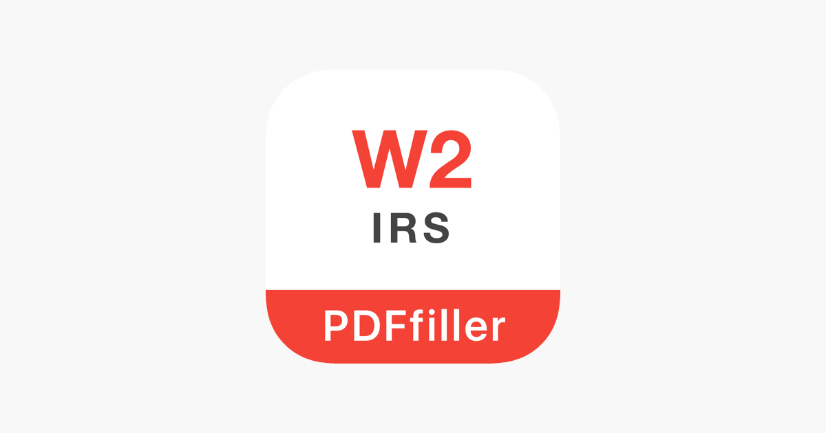 W2-Form on the App Store
