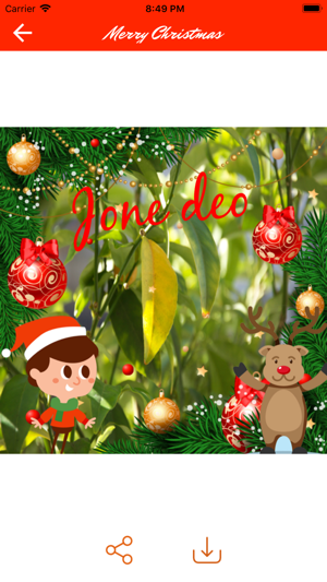 unique christmas png images