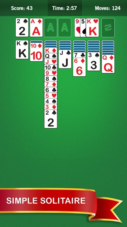 Solitaire HD ◆ screenshot-0