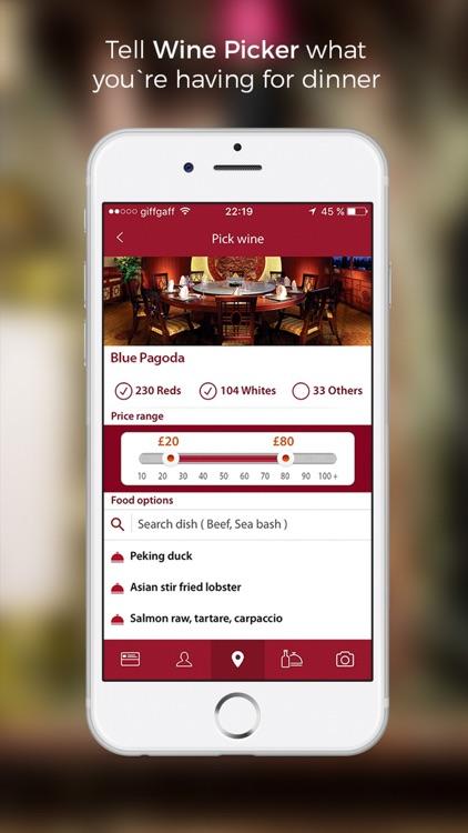Wine Picker: Ultimate Wine App