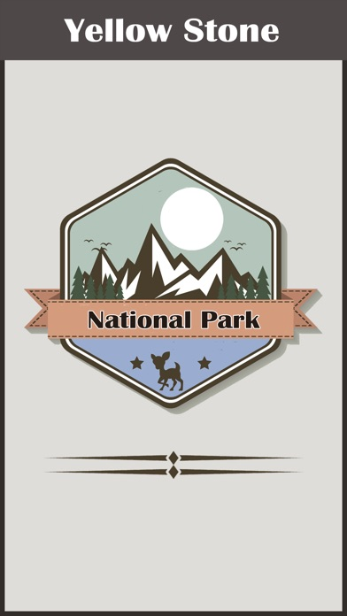 download National Park In YellowStone apps 3