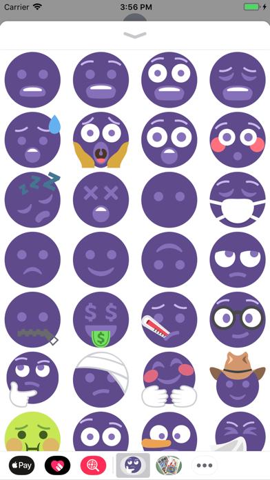 Ultra Violet Stickers 2018 screenshot three