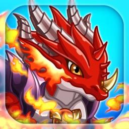 Dragon x Dragon: City Sim Game