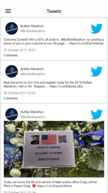 Buffalo Marathon screenshot-3