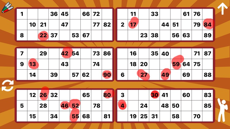 Bingo Caller - 75 & 90 Ball screenshot-4