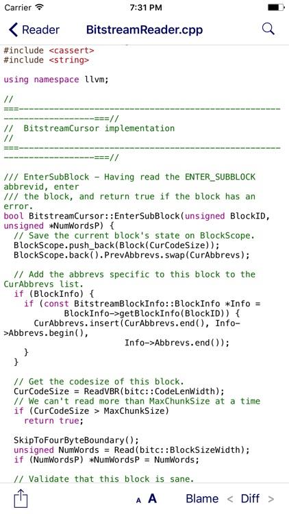 SVN Repo Browser Pro screenshot-3