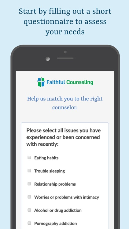 Faithful Counseling