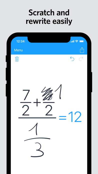 download MyScript Calculator apps 2