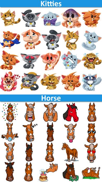 PetMoji Emoji Sticker Maker screenshot four