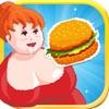 Feed the Mega Mama - Simple Pixel Food Swipe Game