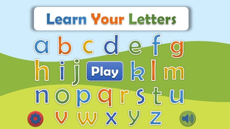 Learn Your Letters Phonics KS1