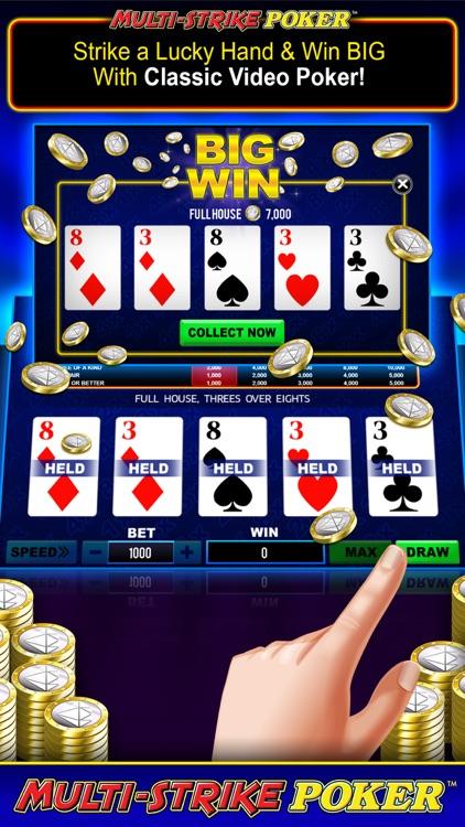 Multi-Strike Poker™ screenshot-6