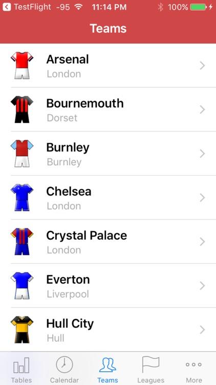 English Football 2017-2018 screenshot-3