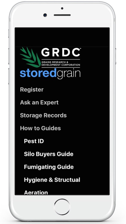 GRDC storedgrain screenshot-0