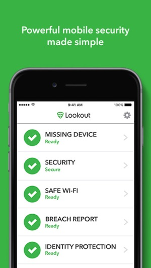 lookout mobile