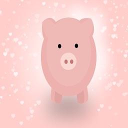 Pig Stickers - 2018