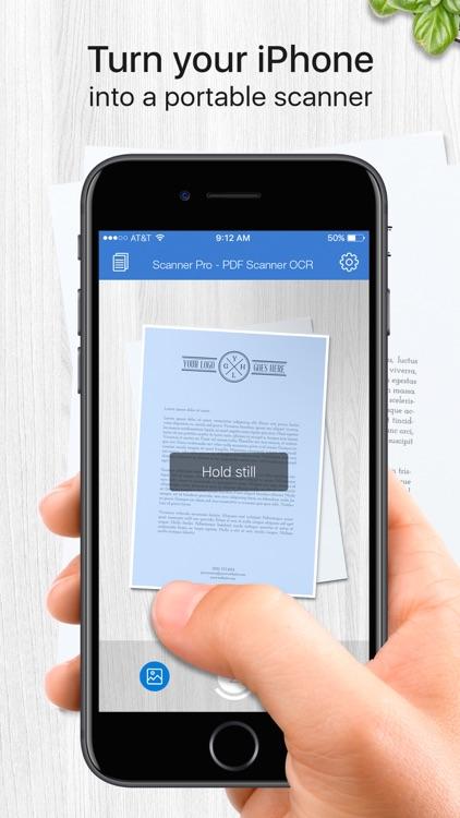 Scanner App Pro iRocks screenshot-0