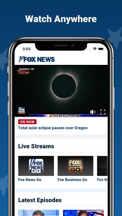 Screenshot #8 for Fox News: Live Breaking News