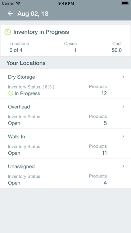 OrderNStock Inventory screenshot-4