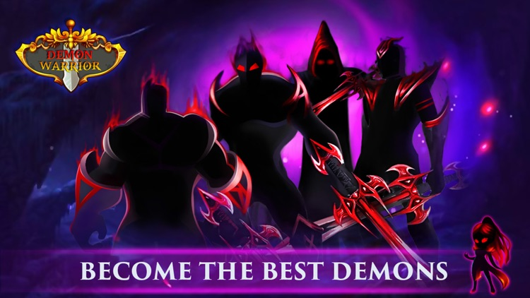 Demon Warrior: Action RPG Game screenshot-3