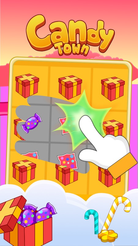 Candy Scratch - Sweet Prize - Online Game Hack and Cheat