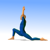 5 Minute Yoga - quick workouts for flexibility icon