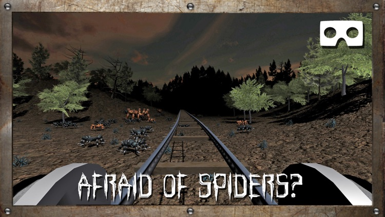 VR Horror Train Rides Pack