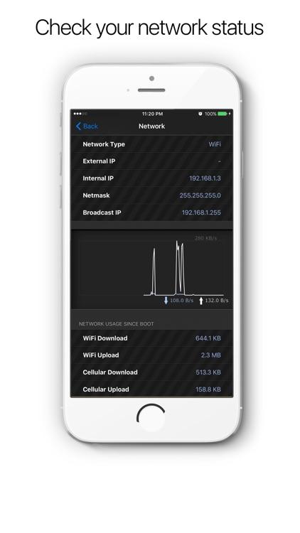 SysNetInfo - Network monitor