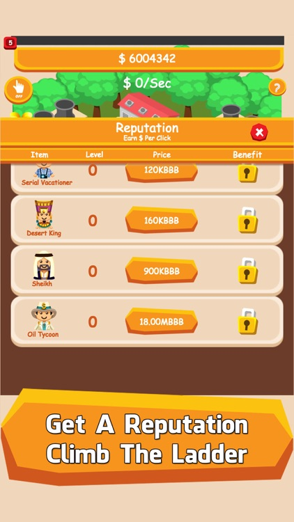 Oil Tycoon: Tap City Miner Inc screenshot-3