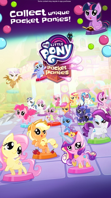 My Little Pony Pocket Ponies screenshot 2