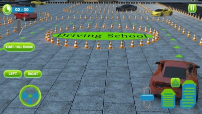 Real 3D Driving School - Pro Screenshot 5