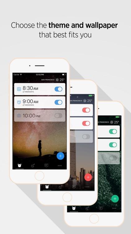 Alarmy Pro (Sleep If U Can) - Alarm Clock screenshot-3