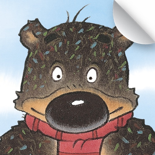 Hugless Douglas Sticker Activity App