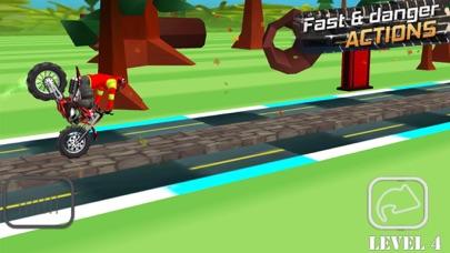 Ultimate Bike Stunt Rider screenshot three