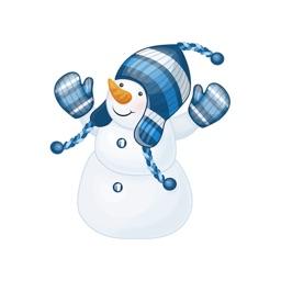 Season Winter for iMessage