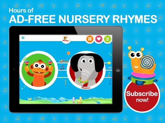 BabyTV Music – Songs & Rhymes | App Price Drops