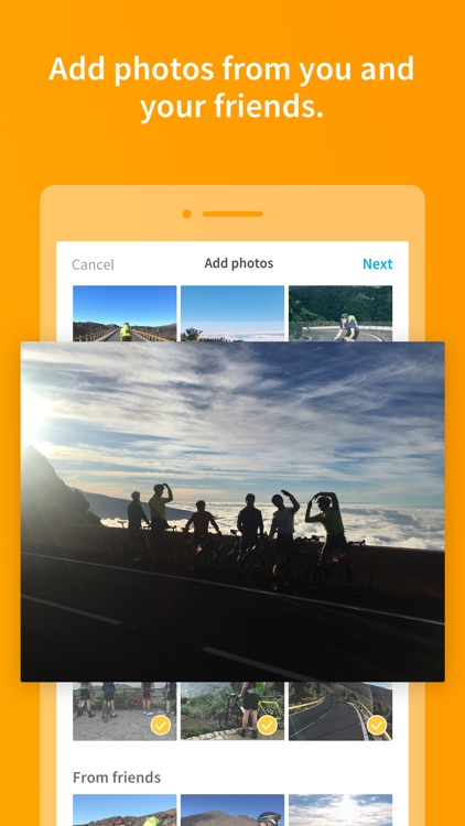 Relive: Your Outdoor 3D Videos screenshot-3