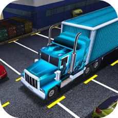 Activities of Airplane Truck Driving