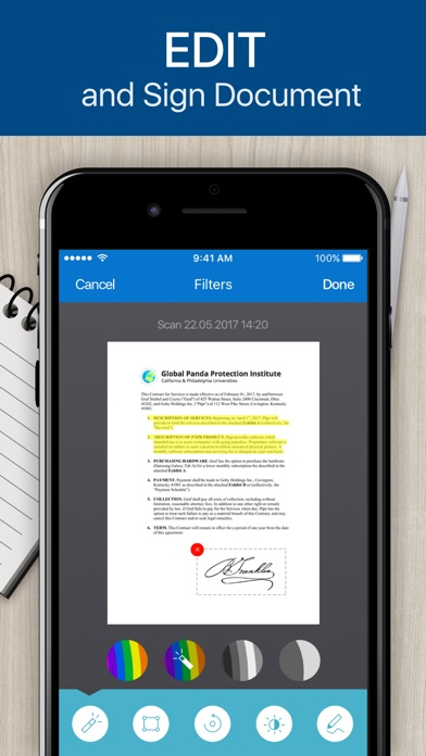 点击获取Scanner IO - Document Scanner