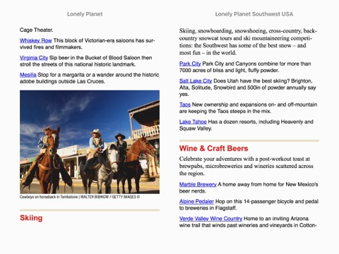 Southwest Usa Travel Guide By Lonely Planet On Apple Books