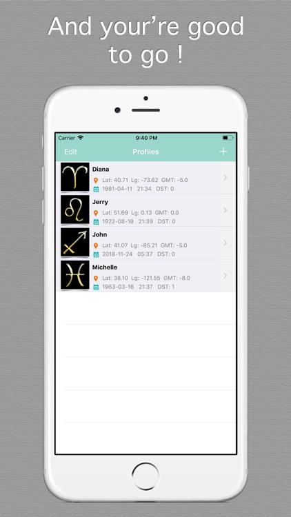 Astrología screenshot-4