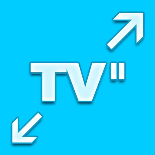 TVsize
