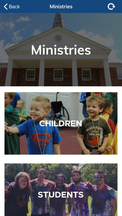 Peters Creek Baptist Church screenshot-4