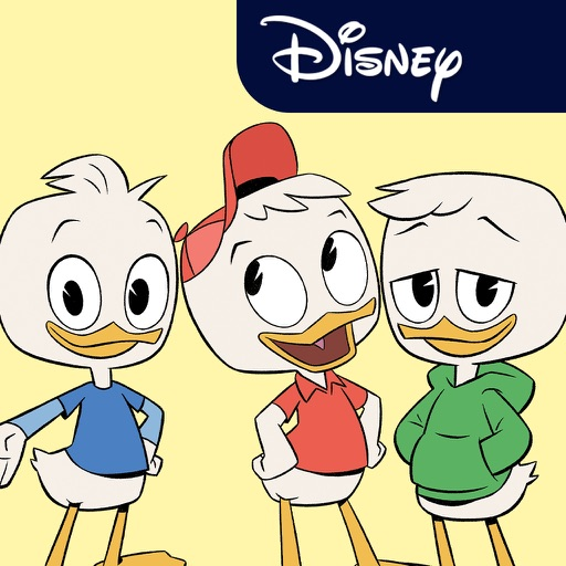 Disney Stickers: Ducktales