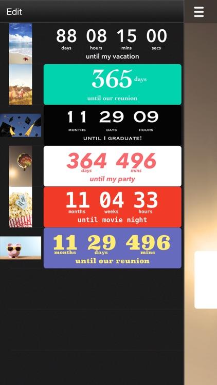 Countdown‼ screenshot-3